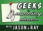 Geeks in Running Shoes - New Artwork